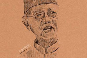 Uswah Hasanah Gus Sholah (KH. Salahuddin Wahid)